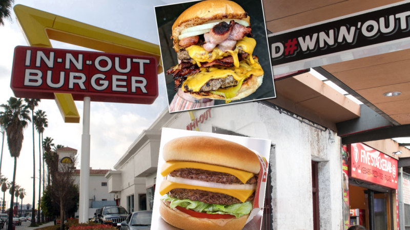 Sydney burger chain riding on In-N-Out's 'impressive coat