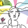 To calm down, shut up: a multitasker's meditation breakthrough