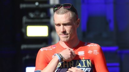 'I don't want to talk': Confusion as Aussie abruptly quits Tour