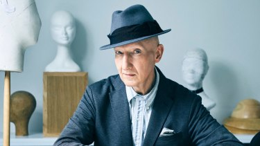 Stephen Jones became a household name after he made Princess Diana's iconic berets in the 1980s.