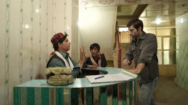 Jirga.