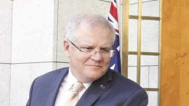 Prime Minister Scott Morrison outlined a three-stage plan to reopen the economy on Friday.