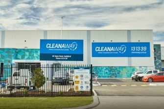 Cleanaway has launched a $2.5 billion takeover bid for the local assets of Suez.
