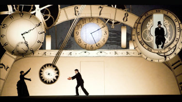 Barrie Kosky's Komische Oper Berlin comes to Australia for the first time, accompanied here by West Australian Symphony Orchestra and 1927's magical projected animations.