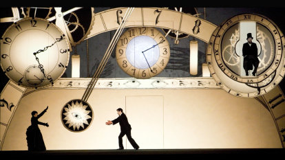 Where opera ends, theatre begins: Mozart's Magic Flute made new in surreal Perth performance
