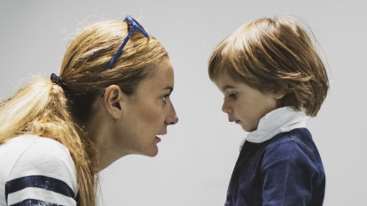 'They had fear in their eyes': how to handle motherhood rage