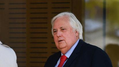 Clive Palmer fails in his attempt to delay Queensland Nickel trial