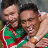 Murray stars as Souths swamp Cowboys with late flurry