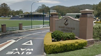 Laser device starts fire in Brisbane high school classroom