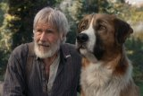 In The Call of the Wild, Harrison Ford rolls out his trademark grumpy routine, with CGI dog Buck as his sidekick.