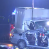 'People are asking a lot of questions': Four teenagers killed in crash involved in violent altercation minutes before