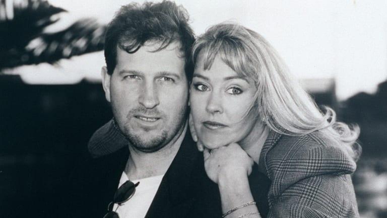 Carmel Arthur and Rodney Miller.