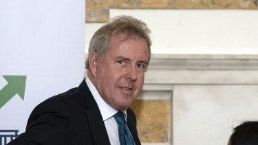 British ambassador to the US Kim Darroch quit his post on Wednesday after Donald Trump said he wouldn't work with him.