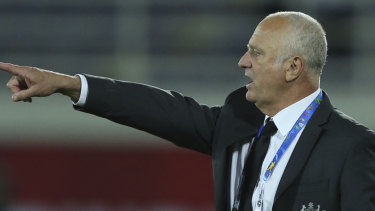 Coach Graham Arnold will have little time to fix the team's lacklustre performance.