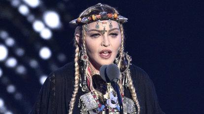 Madonna slammed for 'disrespectful' Aretha Franklin tribute at MTV VMAs