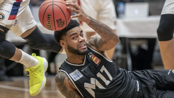 Melbourne United cop reality check from rampant Adelaide