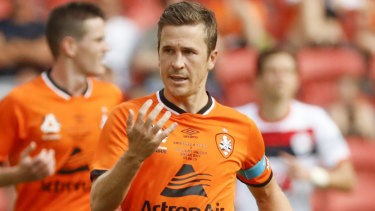The Roar conceded five goals in Matt McKay's last appearance for the club.