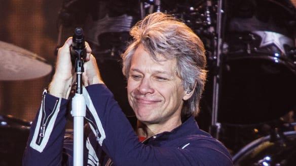 Bon Jovi rock back with good medicine