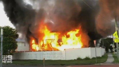 Pharmacist accused of trying to kill partner in Brisbane house fire named