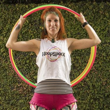 JobKeeper saved Donna Sparx's fitness business.