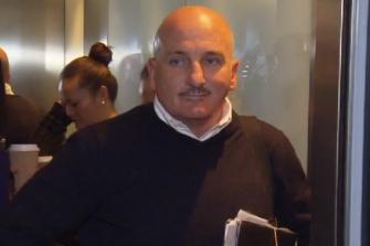 Mr Du Pont in 2012.