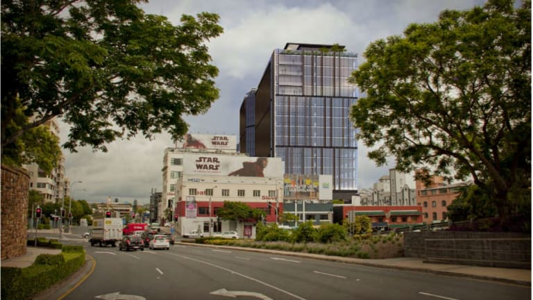 An approval for a tower was given in May, but the developer now wants to built three-storeys higher.