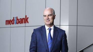 Does Medibank chief Craig Drummond want the NAB top job?