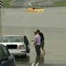 Help can sometimes be more of a hindrance in flood rescues