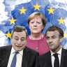 Who will lead Europe after Merkel? The two rivals jockeying for the role