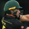 Finch fireworks in vain as rain ends first T20 against Pakistan