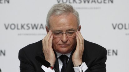 Ex-VW boss knew of emissions fraud years earlier than he admitted: SEC