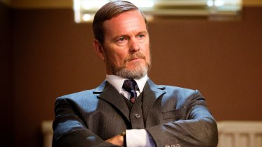 """Craig McLachlan in """"The Dr Blake Mysteries""""."""