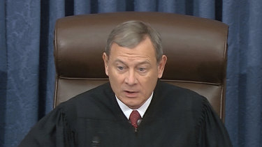 Chief Justice John Roberts has disappointed Republicans with several recent rulings.