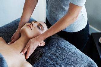 Massage shops were one of the many businesses to be forced to close during COVID-19 lockdowns.