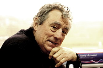 Terry Jones, a member of Monty Python, has died.