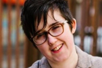 Journalist Lyra McKee was shot dead during the Londonderry riots.