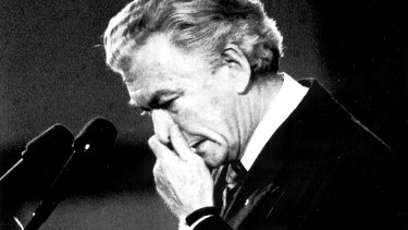 Bob Hawke was a leader who loved a beer. One who thought punitive bosses were bums. One who cried on the telly.