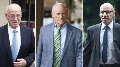 Public shaming should mean less jail for Moses Obeid, court hears