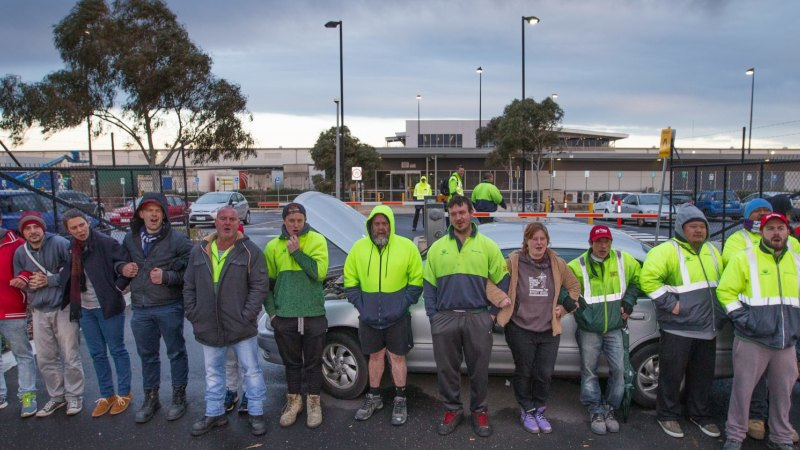 Union fined $73,000 and ordered to pay Woolworths $100,000 in compensation for strike
