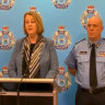 Cashed up, tanked up: Jobseeker payments partly to blame for Northbridge violence says Police Minister