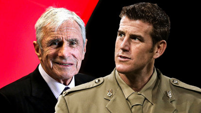'I take full responsibility': Ben Roberts-Smith apologises to Seven staff for audio recordings