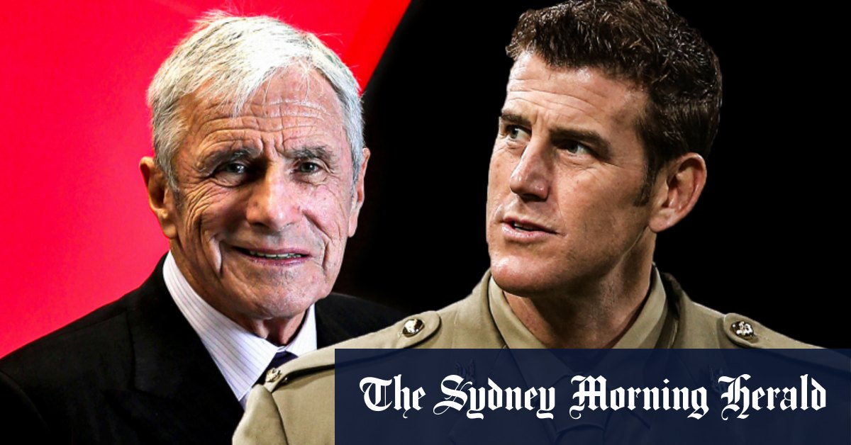 'I take full responsibility': Ben Roberts-Smith apologises to Seven staff for audio recordings – Sydney Morning Herald
