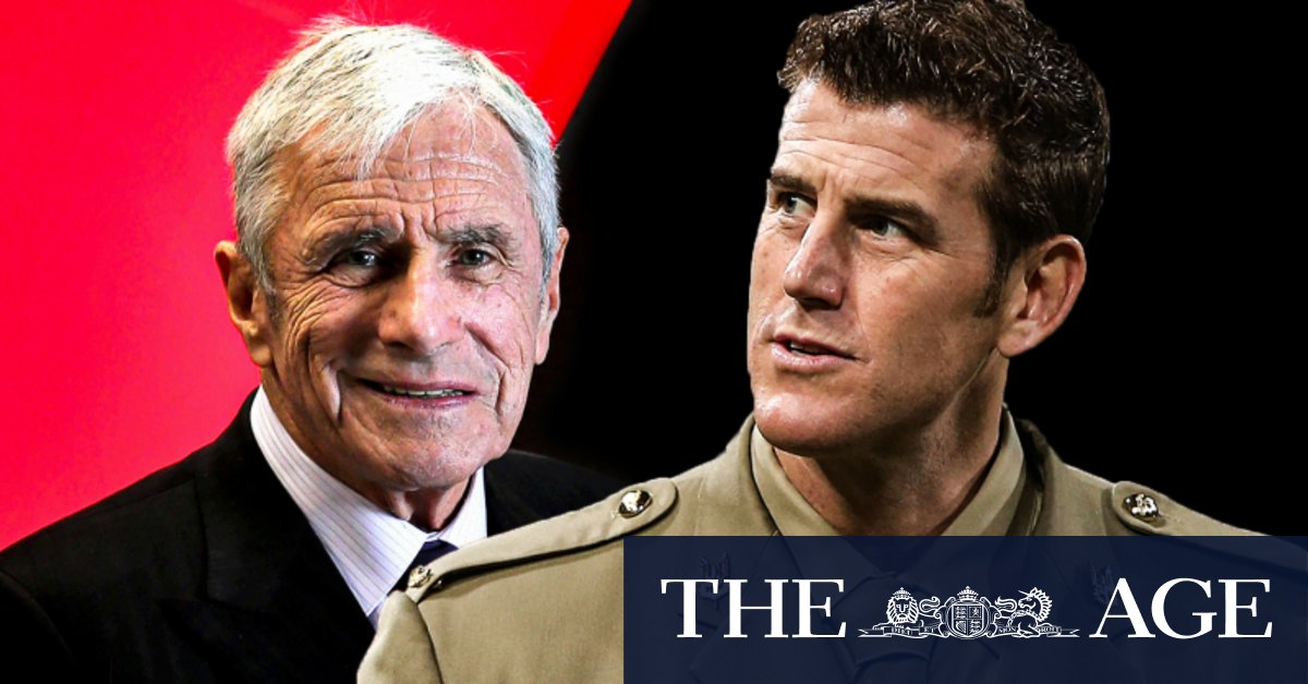 'I'm going to do everything I can to f---ing destroy them': Secret Ben Roberts-Smith audio revealed
