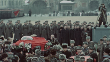 State Funeral chronicles the response to Stalin's death.