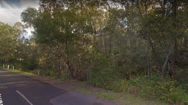 Bush landonLake Manchester Road at Kholo.