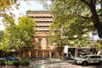 Wesley Edward Eagar Lodge has operated from two buildings on Bourke Street in Surry Hills for decades.