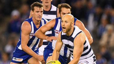 Gary Ablett acknowledges he needs to change his blocking technique.