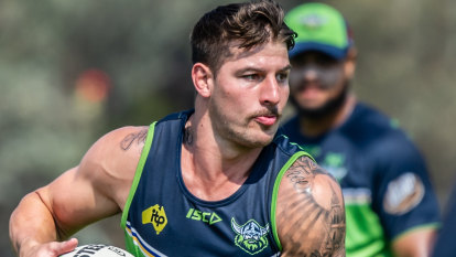 Why Scott has got Raiders veteran looking over his shoulder