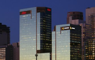 Insurance giant Aon has retained its lease at 201 Kent Street from Investa.