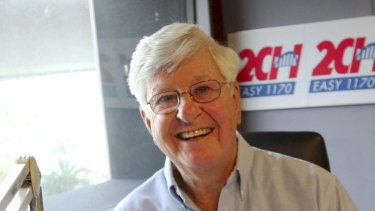 Bob Rogers is still holding the fort at 2CH.
